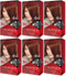 Revlon ColorSilk Beautiful Color™ Hair Color - 31 Dark Auburn (Pack of 6)