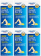 Equate Swimmer's Instant Ear Dry Isopropyl Alcohol 95% 1 oz. EXP 5/21 Pack of 6