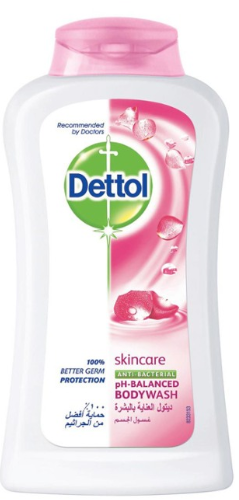 Dettol Skincare Long Lasting Moisture Antibacterial Body wash, 100 gm