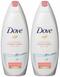 Dove Anti-Stress Micellar Body Wash, 500ml (Pack of 2)