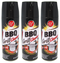 BBQ Grill Cleaner, 14 oz. (Pack of 3)