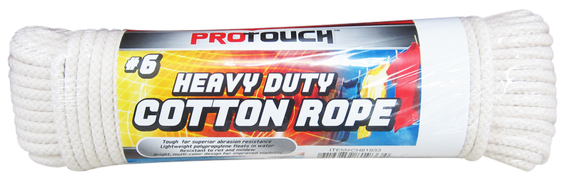 Heavy Duty Cotton Rope