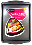 "Chef Valley Cookie Sheet Baking Tray Pan, 15"" x 11"""