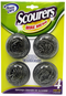 Scourers Wire Mesh, 4-ct.