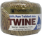 100% Pure Twisted Jute Twine, 560 ft. 1-ct.