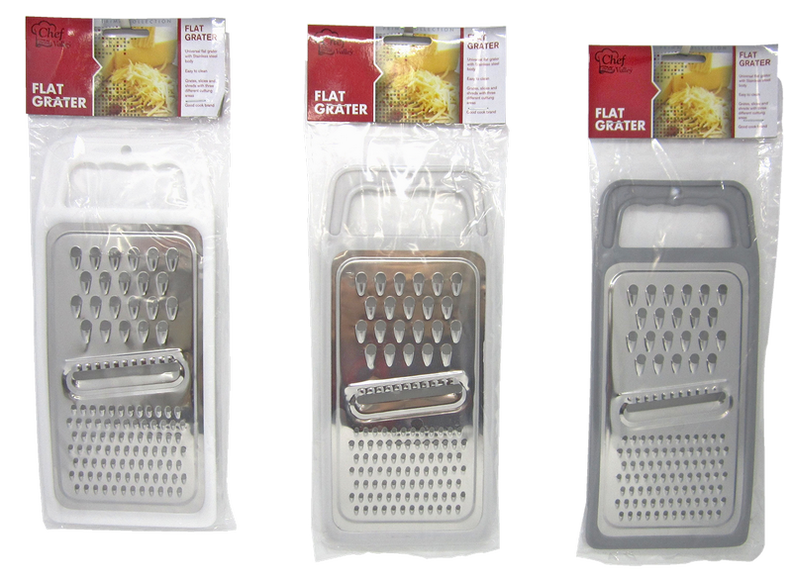 Flat Grater Prima Collection