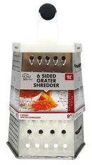 6 Sided Grater Shredder Prima Collection, 9""