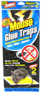 Homestyle Essentials Super Strong & Sticky Jumbo Mouse Glue Traps, 2-ct.