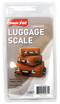 Pack N Go Compact Luggage Scale, 75 lbs. Capacity