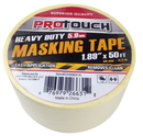 "ProTouch Heavy Duty Masking Tape 5.9 mil, 1.89"" x 50 feet, 1-ct."