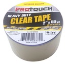 "ProTouch Heavy Duty Clear Tape, 2"" x 50 yards"