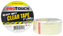 "ProTouch Ultra Clear Heavy Duty Clear Tape, 2"" x 200 yards"