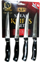 Steak Knife Set, 4-ct.