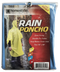 "PVC Rain Poncho With Snap Buttons For Adults, 52"" x 80"", 1-ct."