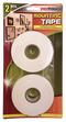 ProTouch Mounting Tape, 2-Ct, White