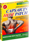 Topical Analgesic Capsaicin Heat Patch, 2 ct.