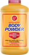 Medicated Body Powder with Essential Oils, 10 oz.