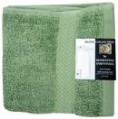 "Hotel Collection by Homestyle Essentials 13"" x 13"" Wash Cloth, Sage Green Color"