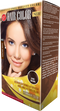 Dark Brown Permanent Hair Color / Hair Dye