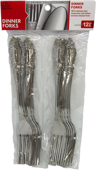 Dinner Forks Prima Collection, 12-ct.