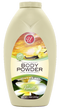 Vanilla Scent Absorbent Body Powder Pure Cornstarch, 13 oz.