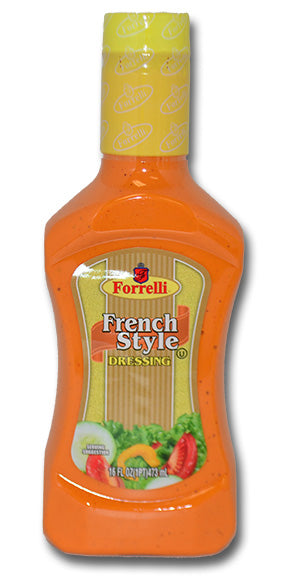 Forrelli Kosher French Style Dressing, 16oz.