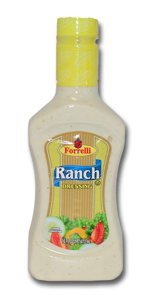 Forrelli Kosher Ranch Dressing, 16oz.