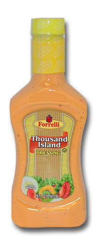 Forrelli Kosher Thousand Island Dressing, 16oz.