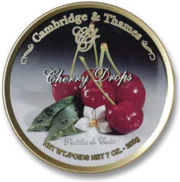 Cambridge & Thames Cherry Drops, Made in Germany, 7 oz.