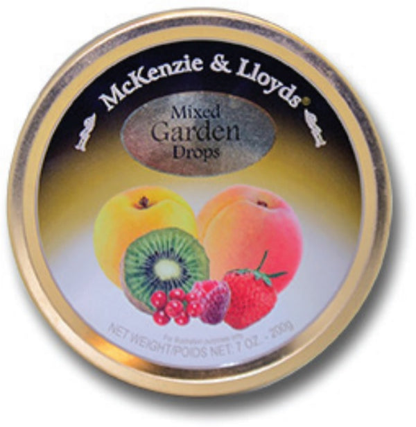 McKenzie & Lloyds Mixed Garden Drops, Made in Germany, 7 oz.