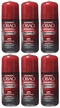 Garnier Obao for Women Active Deodorant, 2.3 oz. (Pack of 6)