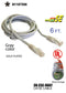 CAT 5e Network Cable, 6 ft.
