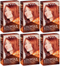 Revlon ColorSilk Beautiful Color™ Hair Color - 45 Bright Auburn (Pack of 6)