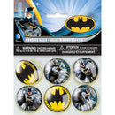 Batman Bounce Balls, 6ct