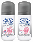 Garnier Obao for Women Piel Delicada Deodorant, 2.3 oz. (Pack of 2)