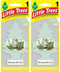 Little Trees Moroccan Mint Tea Air Freshener, 1 ct. (Pack of 2)