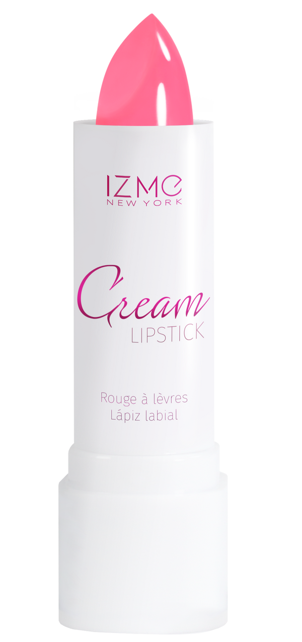 IZME New York Cream Lipstick – Baby Pink – 0.12 fl. Oz / 3.5 gm