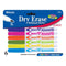 Bright Color Fine Tip Dry-Erase Marker (6/Pack)