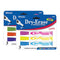 Bright Color Chisel Tip Dry-Erase Markers (3/Pack), 1-pack