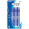 GX-8 Blue Oil-Gel Ink Pen (6/Pack)