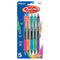5 Color Optima Oil-Gel Ink Retractable Pen