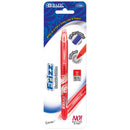 Frizz Red Erasable Gel Pen With Grip