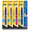 2-In-1 Mechanical Pencil & 4-Color Pen W/ Grip, 1-Pack