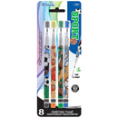 Sports Multi-Point Pencil (8/Pack)