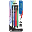 Electra 0.7 Mm Mechanical Pencil With Grip (3/Pack)