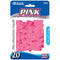 Pink Eraser Top (20/Pack)