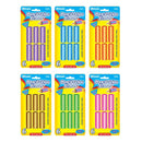 Pencil Grip Eraser (6/Pack), 1-Pack
