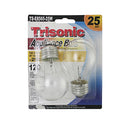 25 Watt Appliance Bulb, 2-ct.