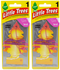 Little Trees Sunset Beach Air Freshener, 1 ct. (Pack of 2)