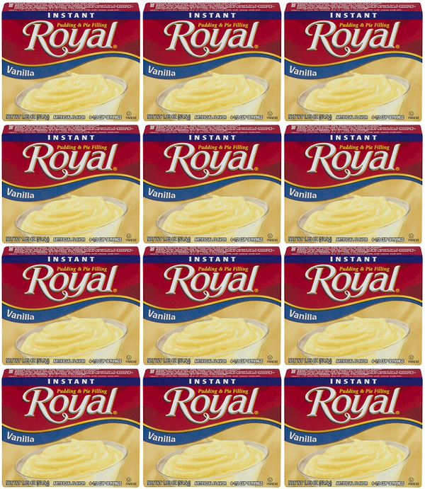 Royal Vanilla, 1.85 oz (Pack of 12)
